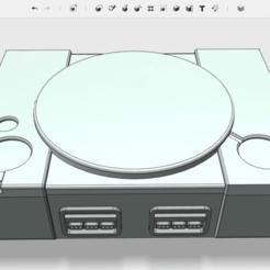 Skærmbillede_2018-09-22_kl._11.35.14.png Download free STL file Playstation Pi Tiny v5 • 3D printable design, The_Craft_Dude