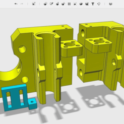 Descargar archivo 3D gratis Geeetech Prusa i3 Pro B X Axis, The_Craft_Dude