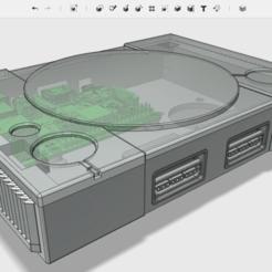 Skærmbillede_2017-10-22_kl._16.18.54.png Télécharger fichier STL gratuit Playstation Pi Mini V3 (Boîtier Pi 2 + 3 framboise) • Objet à imprimer en 3D, The_Craft_Dude
