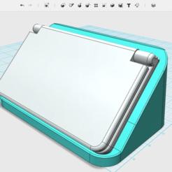 Skærmbillede_2017-11-22_kl._11.24.37.png Télécharger fichier STL gratuit NOUVEAU DOCK 3DS XL ENREGISTREMENT/LECTURE • Modèle pour imprimante 3D, The_Craft_Dude