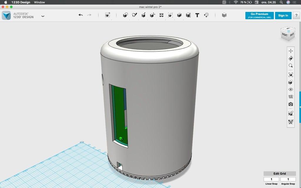Skærmbillede_2018-04-18_kl._04.35.18.png Télécharger fichier STL gratuit MacWintel Pro v2.1 • Objet pour impression 3D, The_Craft_Dude