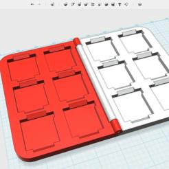 Descargar archivo 3D gratis PORTA CARTUCHOS DE JUEGO 3DS, The_Craft_Dude