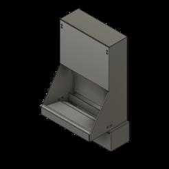DISTRIBUTEUR OISEAU v24.png Download free STL file bird feeder • 3D printable design, kasparianbrice
