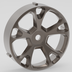 Cattura.PNG Download STL file 1:10 scale rim for drift • Model to 3D print, Fefo84