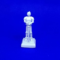 20201015_182545.jpg Download free OBJ file OSRS Pawn Chess Set Old School Runescape Mini Figures  • 3D printing model, Wychu