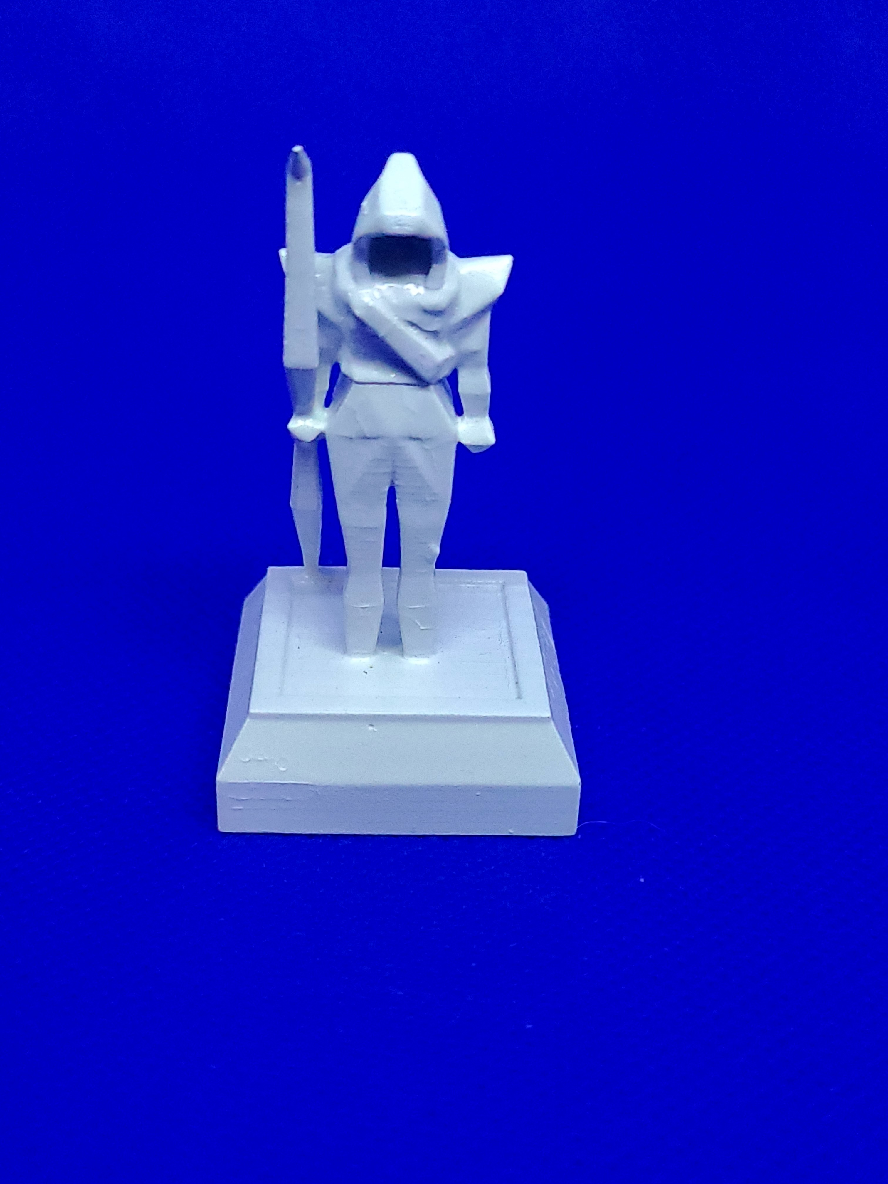 20201015_182745.jpg Download STL file OSRS Chess Set Old School Runescape Mini Figures  • Model to 3D print, Wychu