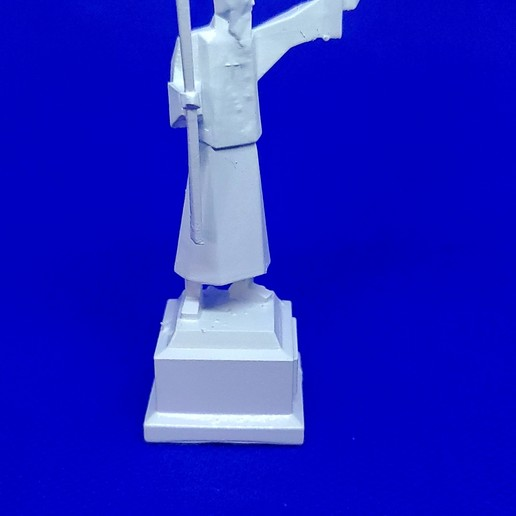 20201015_182720.jpg Download STL file OSRS Chess Set Old School Runescape Mini Figures  • Model to 3D print, Wychu