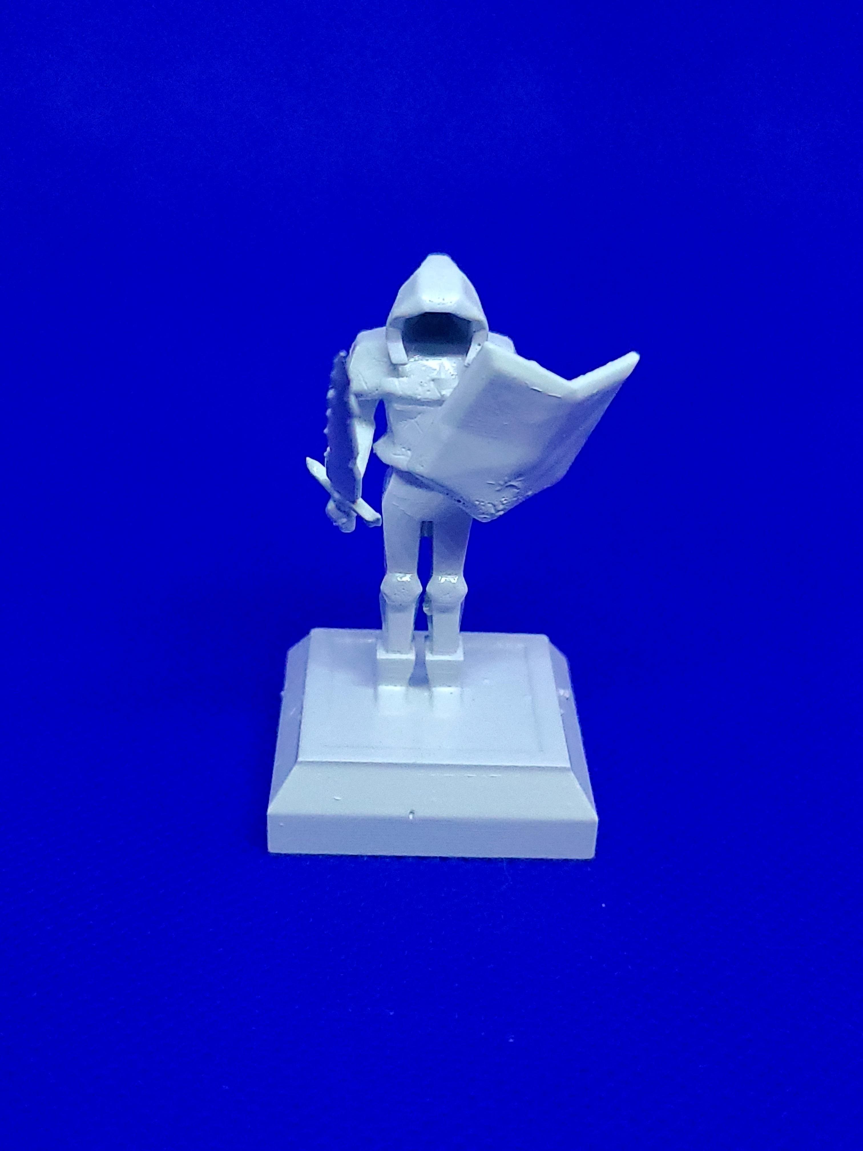 20201015_182738.jpg Download STL file OSRS Chess Set Old School Runescape Mini Figures  • Model to 3D print, Wychu