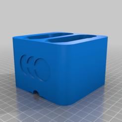 Descargar modelo 3D gratis Base de índice de válvula agujeros más anchos para mayor compatibilidad con los cables, Wychu