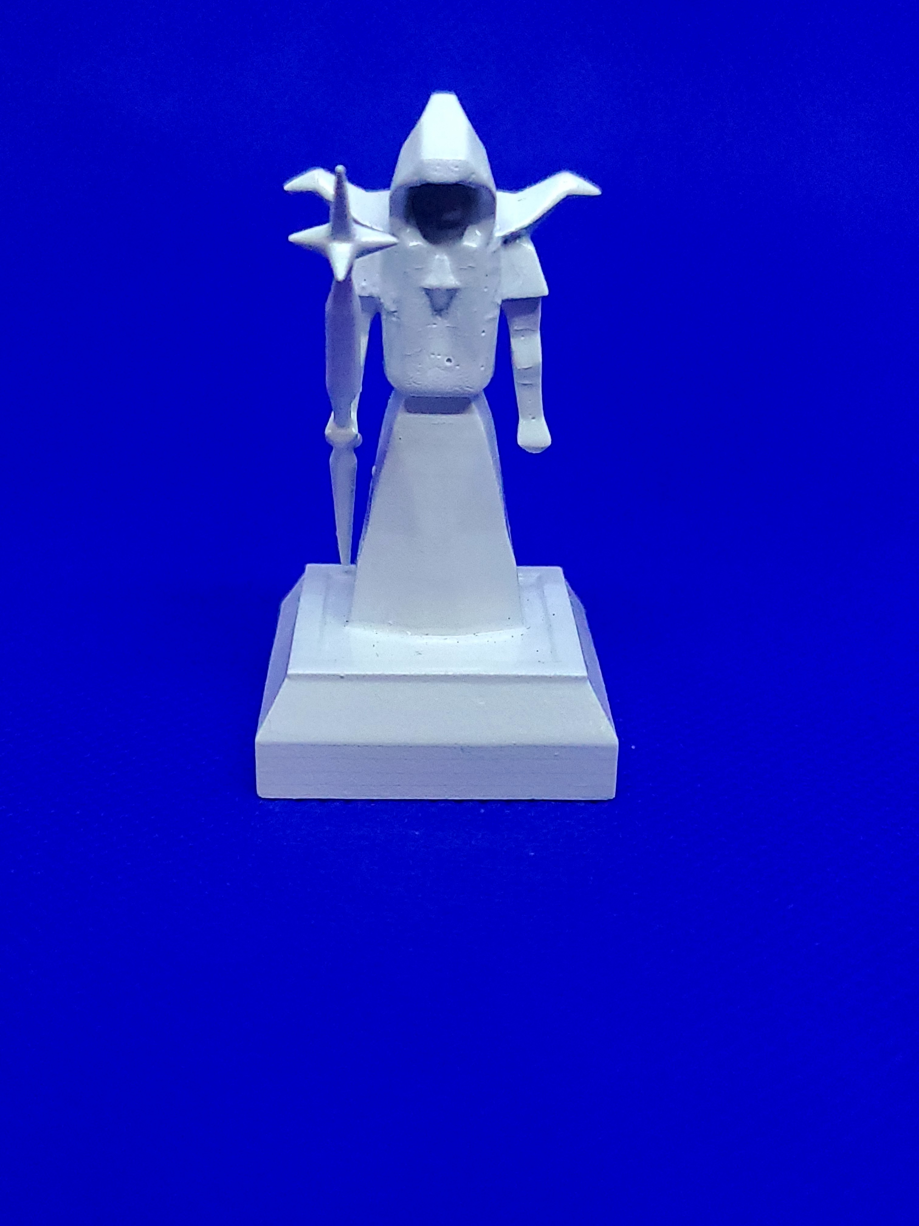 20201015_182650 - Copy.jpg Download STL file OSRS Chess Set Old School Runescape Mini Figures  • Model to 3D print, Wychu