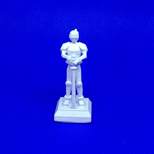 20201015_182545.jpg Download STL file OSRS Chess Set Old School Runescape Mini Figures  • Model to 3D print, Wychu