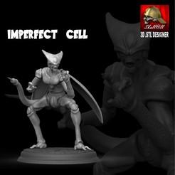 Télécharger fichier impression 3D IMPERFECT CELL, SKULLHILL