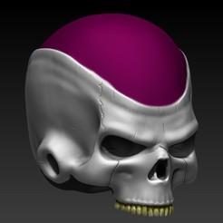 Descargar modelos 3D para imprimir Frieza SKULL, SKULLHILL