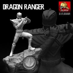 Télécharger fichier 3D DRAGON RANGER, SKULLHILL