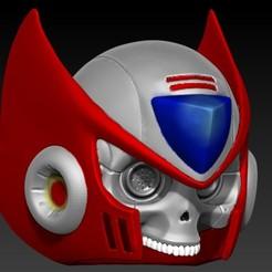 1.jpg Download STL file zero skull • 3D print object, SKULLHILL