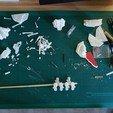 Imprimir en 3D Portabolígrafos Mecha wacom, Square