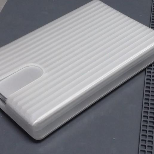 Télécharger fichier STL gratuit Étui en filament souple pour ordinateur portable de poche GPD, SexyCyborg