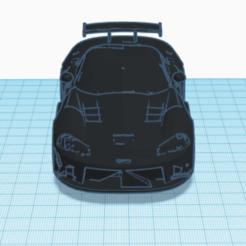 Capture d'écran 2020-10-01 à 18.58.54.png Télécharger fichier STL Porche GT RS avec élerons • Objet à imprimer en 3D, TheoTim