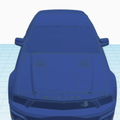 Capture d'écran 2020-06-07 à 16.33.55.png Download STL file Ford Mustang GT • Design to 3D print, TheoTim