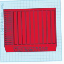 range cartouche V.longue1.png Télécharger fichier STL range cartouche switch • Objet pour imprimante 3D, TheoTim