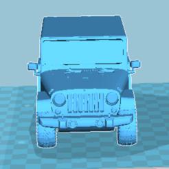 Capture d'écran 2020-06-11 à 18.14.10.png Download STL file jeep wrangler • 3D printable object, TheoTim