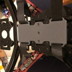 Descargar diseños 3D gratis Portapilas para fy450 / f450, itonystark