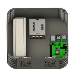 Télécharger fichier impression 3D Le cas de la framboise Pi comme le mac mini, itonystark