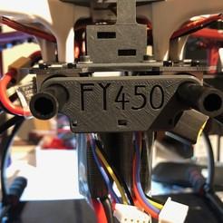 Descargar Modelos 3D para imprimir gratis Monitor de tensión para f450 / fy450, itonystark