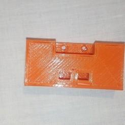 IMG_20200307_013347.jpg Télécharger fichier STL gratuit Support de ceinture de lit chaud, amélioré pour l'extrudeuse double GEEETech. • Objet imprimable en 3D, ggs_security