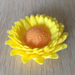 Tournesol.png Download free 3MF file Tournesol (Sunflower) • Design to 3D print, Claymore