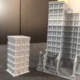 Descargar modelos 3D gratis Titanstructure Futuro oscuro Edificios a escala 10mm para batallas titánicas. Tipo 00., Kal_Foxx