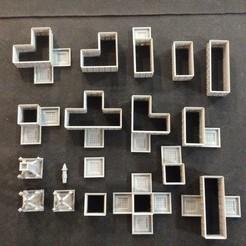 IMG_0386_C.jpg Télécharger fichier STL Titanstructure Futurs bâtiments sombres à l'échelle 8mm pour l'épopée du Titanicus. Compléments de type 02. • Plan imprimable en 3D, Kal_Foxx