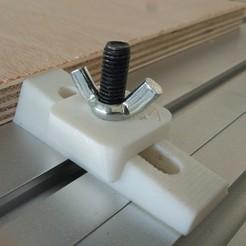 IMG_20200303_120153.jpg Télécharger fichier 3MF Pince horizontale pour CNC • Plan pour impression 3D, alpe