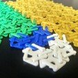 Download free 3D printing models shuriken fabric, alpe