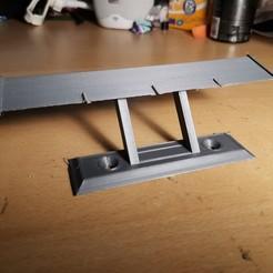 Download free STL file Car wing • 3D printing design, herbeaupaul