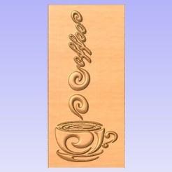 C.jpg Download free STL file Coffee • Model to 3D print, cults00