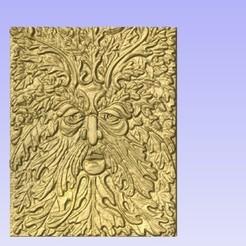 Descargar archivos 3D gratis Greenman, cults00