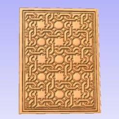 Imprimir en 3D gratis Panel de la pared, cults00