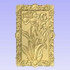 Descargar Modelos 3D para imprimir gratis Planta de hojas, cults00