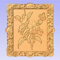 Flower.jpg Download free STL file Flowers • 3D printable object, cults00