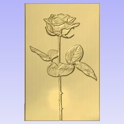 Descargar archivo 3D gratis Rose, cults00