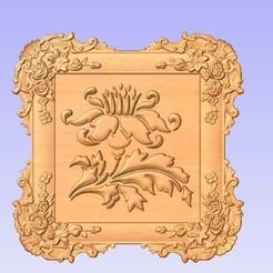 Framed.jpg Download free STL file Wall Panel • 3D printable design, cults00