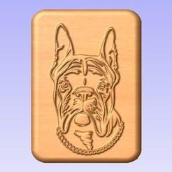 Descargar archivos STL gratis Bulldog Francés, cults00