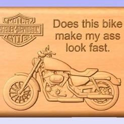 Descargar archivos STL gratis Señal de bicicleta, cults00