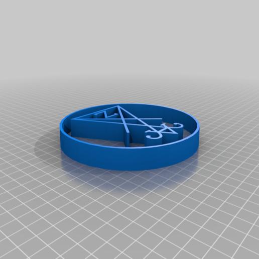 """Télécharger fichier STL gratuit Logo """"Zèle et ardeur • Design pour imprimante 3D, TheAwkwardBanana"""