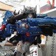 Descargar archivo STL Addons para Transformers Titans Return Fortress Maximus • Modelo imprimible en 3D, halohuynh