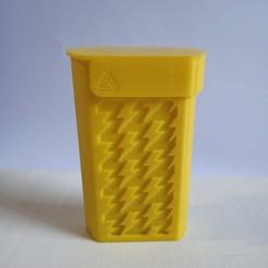 IMG_20201015_111934574.jpg Télécharger fichier STL Etui à cigarettes Lightning • Plan pour imprimante 3D, Polygon3D