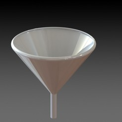 Descargar modelo 3D Embudo de 15 cm de diámetro, miranda77mr