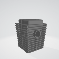 Download free STL file 125cc Engine Block, samio_browse