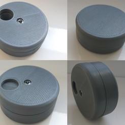 dynavap reloader.jpg Télécharger fichier STL rechargeur de fûts pour dynavap • Design pour imprimante 3D, ofets